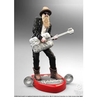 Statua/ figura ZZ Superiore - Billy F Gibbons - Roccia Iconz, NNM, ZZ-Top