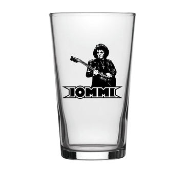 Bicchiere Black Sabbath - Tony lommi - Logo Silhouette - RAZAMATAZ, RAZAMATAZ, Black Sabbath