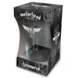 Bicchiere  Motörhead - HAMMERED - RAZAMATAZ, RAZAMATAZ, Motörhead