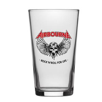 Bicchiere Airbourne - Rock 'N' Roll For Lif - RAZAMATAZ, RAZAMATAZ, Airbourne