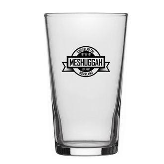 Bicchiere Meshuggah - Crest - RAZAMATAZ, RAZAMATAZ, Meshuggah