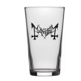 Bicchiere Mayhem - Logo - RAZAMATAZ, RAZAMATAZ, Mayhem