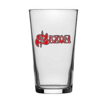 Bicchiere Saxon - Logo - RAZAMATAZ, RAZAMATAZ, Saxon