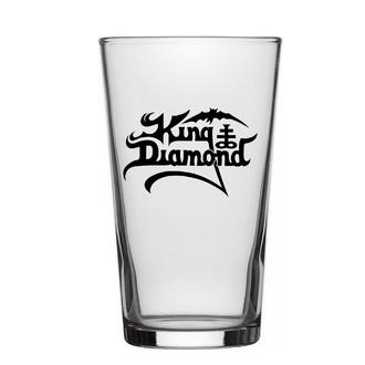 Bicchiere King Diamond - Logo - RAZAMATAZ, RAZAMATAZ, King Diamond