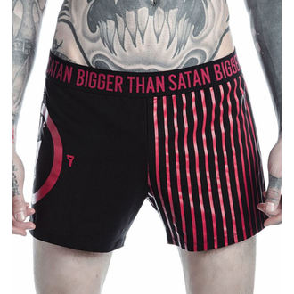 boxer Uomo KILLSTAR - MARILYN MANSON - Più grande Di Satana - Nero, KILLSTAR, Marilyn Manson