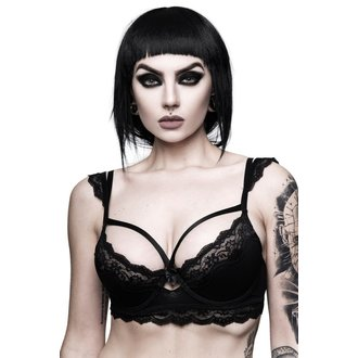 Reggiseno KILLSTAR - Bordello - NERO, KILLSTAR