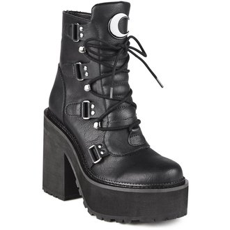 scarpe con cuneo donna - BROOM RIDER - KILLSTAR