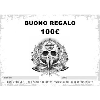 Buono regalo 100 EUR