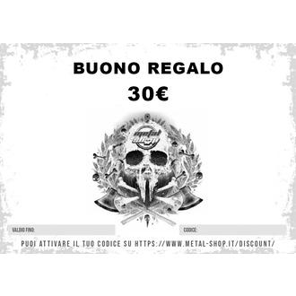 Buono regalo 30 EUR