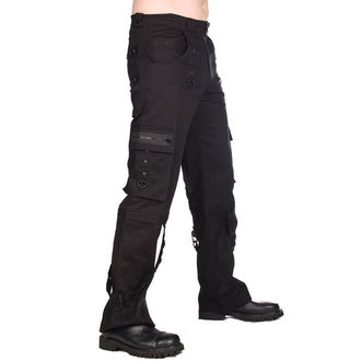 pantaloni Black Pistol - Pyramide - Nero, BLACK PISTOL