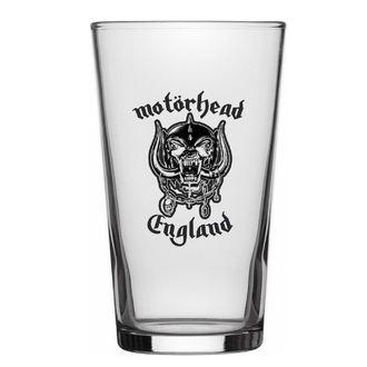 bicchiere  MOTORHEAD - ENGLAND - RAZAMATAZ - BG005