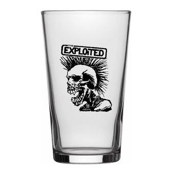 bicchiere  EXPLOITED - SKULL - RAZAMATAZ, RAZAMATAZ, Exploited