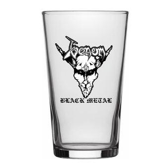 bicchiere VENOM - BLACK METAL - RAZAMATAZ, RAZAMATAZ, Venom