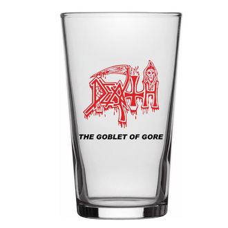 bicchiere DEATH - THE GOBLET OF GORE - RAZAMATAZ, RAZAMATAZ, Death