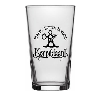 bicchiere  KORPIKLAANI - HAPPY LITTLE BOOZER - RAZAMATAZ, RAZAMATAZ, Korpiklaani