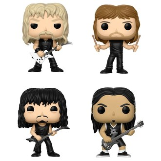 set figure Metallica - Band, POP, Metallica