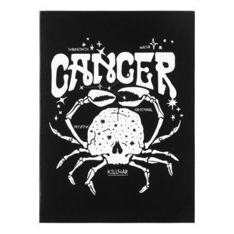 Cartolina d'auguri KILLSTAR - Cancer - NERO, KILLSTAR