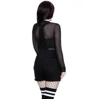 Pantaloncini da donna KILLSTAR - Cassidy - NERO, KILLSTAR