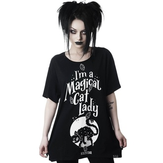 t-shirt donna - Cat Lady - KILLSTAR, KILLSTAR