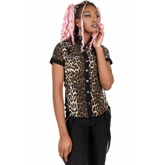 Camicia da donna KILLSTAR - Cats Meow, KILLSTAR