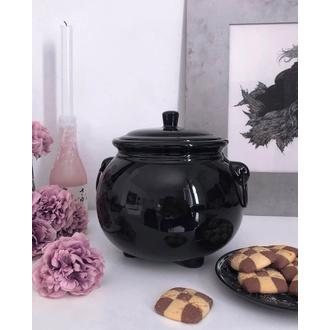 Decorazione (vaso) KILLSTAR - Cauldron - Vaso porta biscotti, KILLSTAR