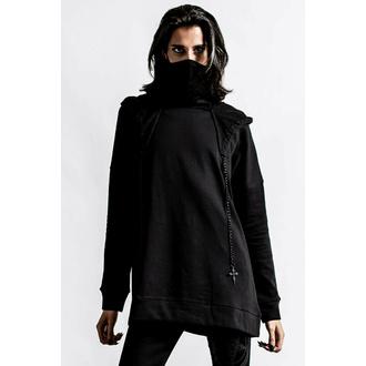Felpa da uomo KILLSTAR - Cloak Of Deception - Nero - KSRA004089