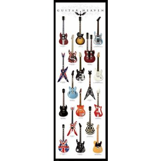 poster Guitar Heaven - PYRAMID POSTER, PYRAMID POSTERS
