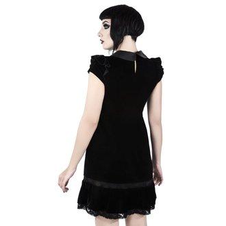 Vestito Da donna KILLSTAR - CREEPED OUT BABYDOLL - NERO, KILLSTAR