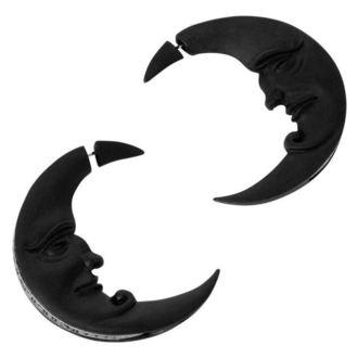 Orecchini KILLSTAR - Crescent moon - NERO, KILLSTAR