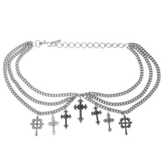 Cintura KILLSTAR - Crucifix - Catena, KILLSTAR