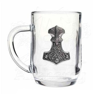 Bicchiere ALCHEMY GOTHIC - Thunder Hammer Tankard, ALCHEMY GOTHIC