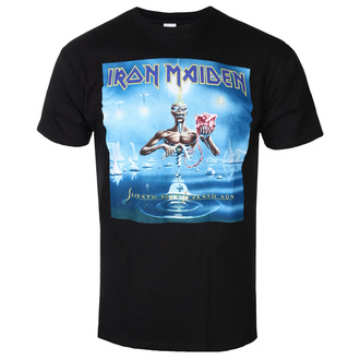 t-shirt metal uomo Iron Maiden - Seventh Son - ROCK OFF, ROCK OFF, Iron Maiden