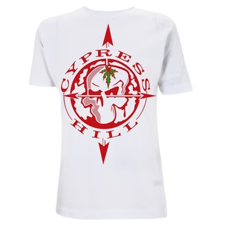 t-shirt metal uomo Cypress Hill - Skull Compass - NNM, NNM, Cypress Hill