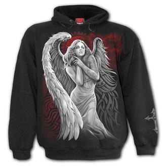 felpa con capuccio uomo - ANGEL DESPAIR - SPIRAL, SPIRAL