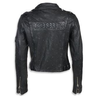 Giacca da motociclista da donna Different - Black - M0010786_black