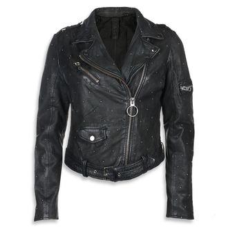 Giacca da motociclista da donna Different - Black, NNM