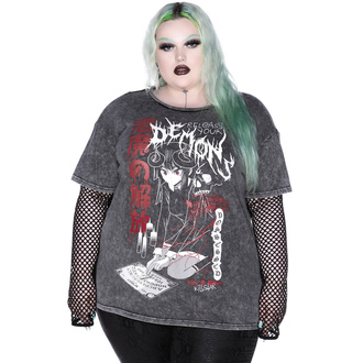 Maglietta da donna a maniche lunghe KILLSTAR - Dark Arts Relaxed, KILLSTAR