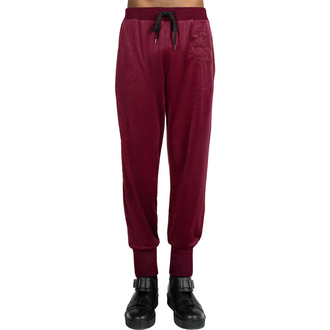 Pantaloni unisex (pantaloni della tuta) KILLSTAR - Dazed - BORGOGNA, KILLSTAR