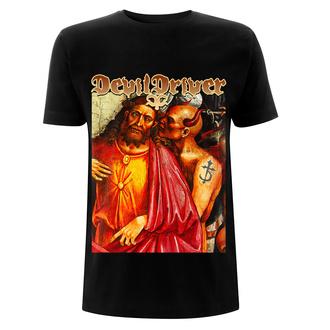 t-shirt metal uomo Devildriver - Jesus Care Less - NNM, NNM, Devildriver