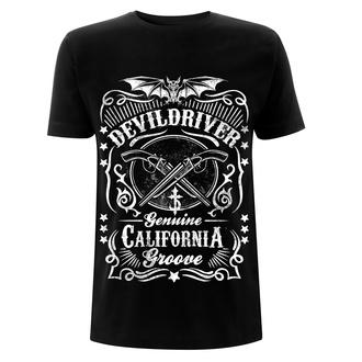 t-shirt metal uomo Devildriver - Sawed Off - NNM, NNM, Devildriver