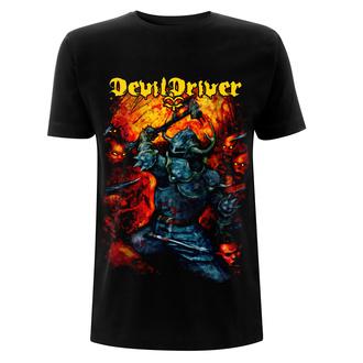 t-shirt metal uomo Devildriver - Warrior - NNM, NNM, Devildriver