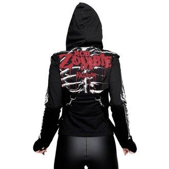 felpa con capuccio donna Rob Zombie - ROB ZOMBIE - KILLSTAR, KILLSTAR, Rob Zombie