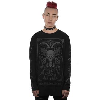 Maglietta unisex a maniche lunghe KILLSTAR - Deathless Long Sleeve Top, KILLSTAR