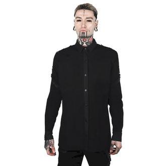 Camicie Uomo KILLSTAR - DEATH WISH - NERO
