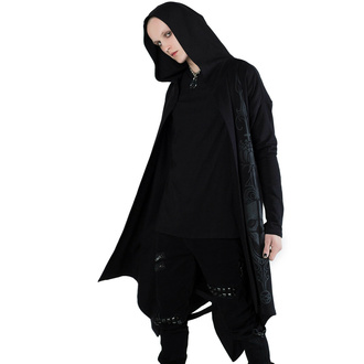 Felpa unisex con cappuccio (cardigan) KILLSTAR - Death Ray, KILLSTAR