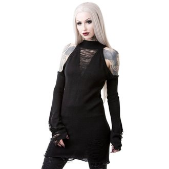 Maglione Da donna KILLSTAR - DEPTHS OF DARKNESS - NERO, KILLSTAR
