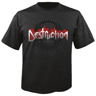 Maglietta DESTRUCTION - Inspired by death - NUCLEAR BLAST - 28145_TS