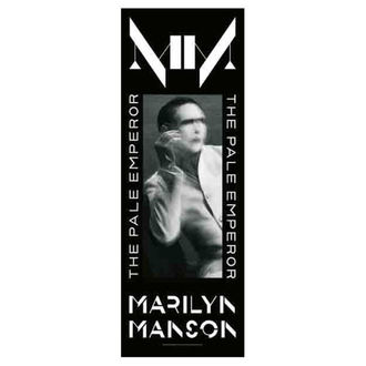 Bandiera Marilyn Manson - Pale Emperor, HEART ROCK, Marilyn Manson