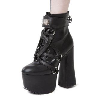 Imbracatura per scarpe KILLSTAR - DIABLO SHOE HARNESS - NERO