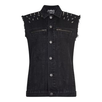 gilet - Disobedience Cut Out - KILLSTAR, KILLSTAR